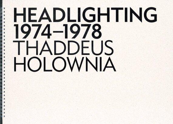 Headlighting 1974-1978 cover
