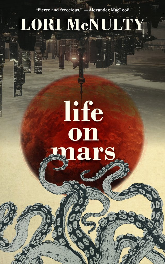 Life on Mars cover