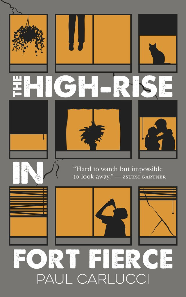 The High-Rise in Fort Fierce cover