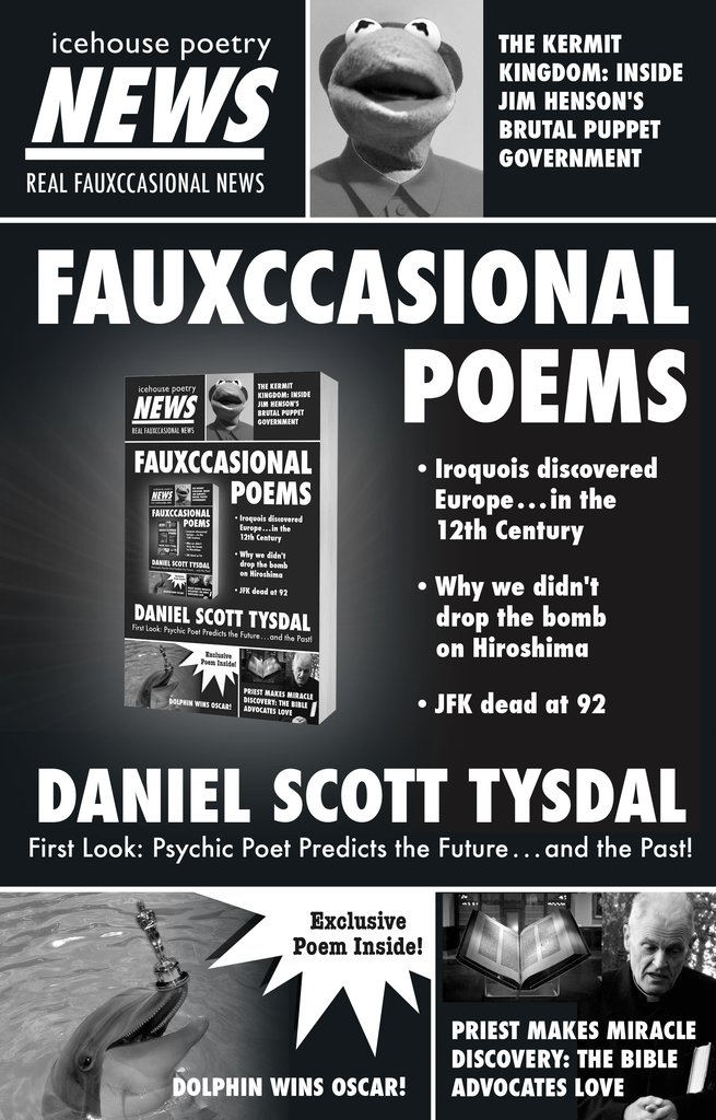 Fauxccasional Poems cover