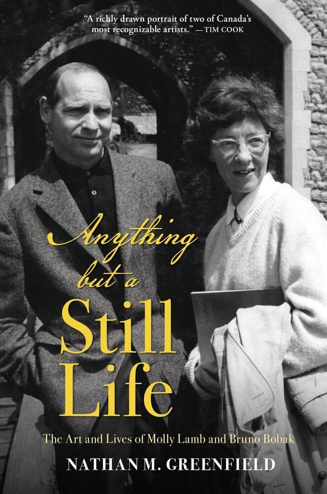 Anything but a Still Life cover