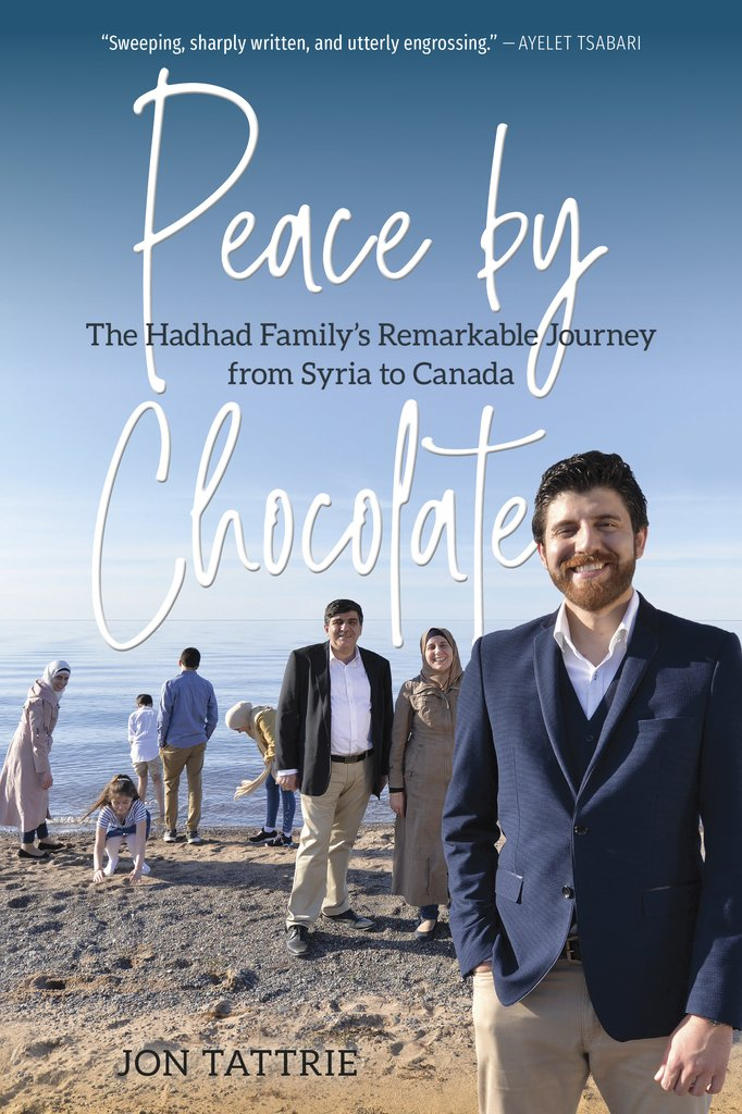 Peace by Chocolate cover