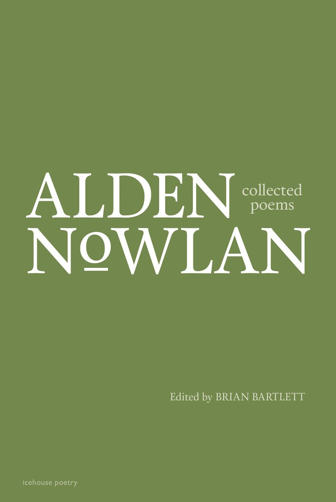 Collected Poems of Alden Nowlan cover